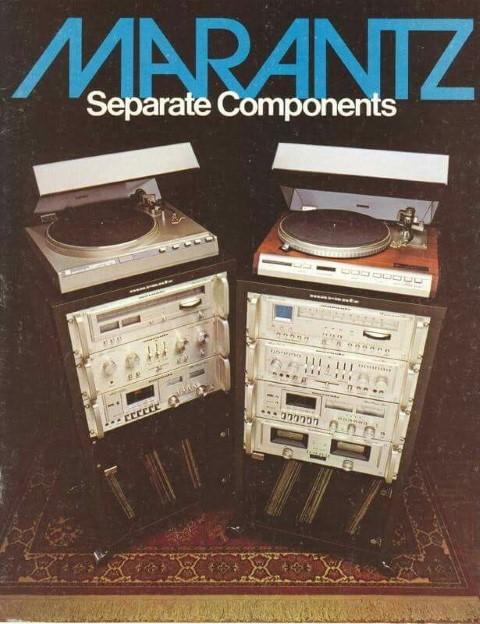 Marantz Vintage Turntable ad